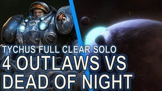 Starcraft II: Tychus Dead of Night Solo Full Clear