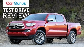 2019 Toyota Tacoma - Rugged and dependable