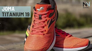 Joma Titanium 19 - Review