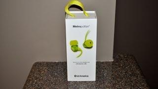 id America Metropolitan In Ear Headphones