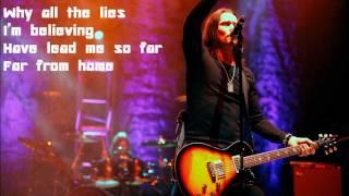 Show Me A Sign by Alter Bridge Lyrics