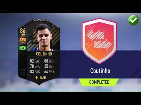 COUTINHO SBC! (CHEAP/EASY) | FIFA 18 Ultimate Team