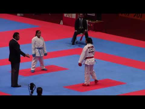 18th Asian Games Women's -50kg Sirimoungkhoune S (Laos) Vs Adhikari Anu (Nepal)