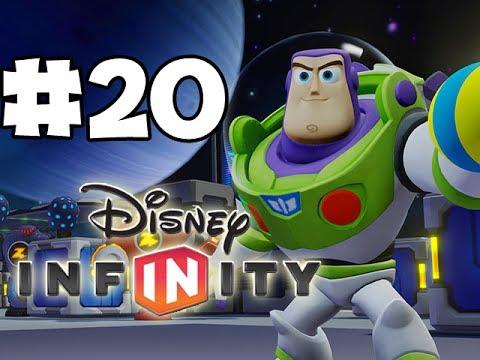 Disney Infinity - Gameplay Walkthrough - Toystory in Space Playset - Part 20 (HD)  