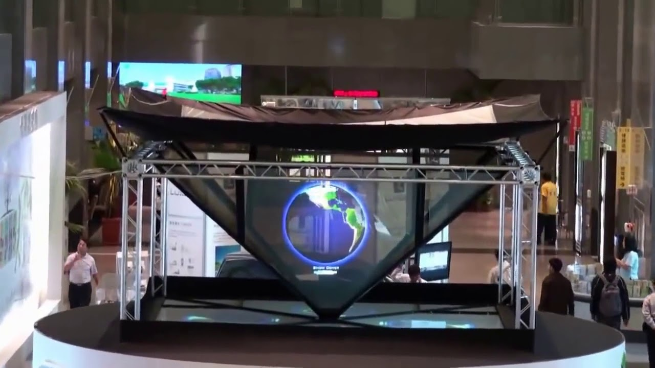 Leading 3D Hologram Display Technology Supplier in South