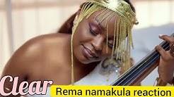 REMA NAMAKULA CLEAR VIDEO REACTION, INTRESTING