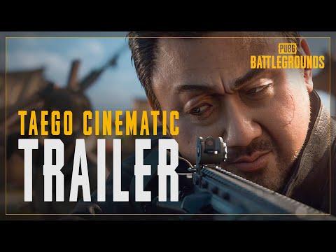 TAEGO Cinematic Trailer   PUBG