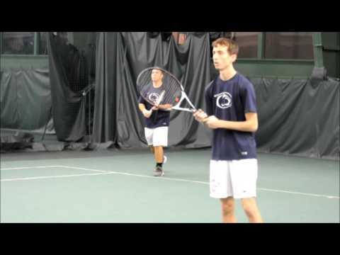Penn State Altoona Men's Tennis vs. Pitt-Bradford, 4-1-17