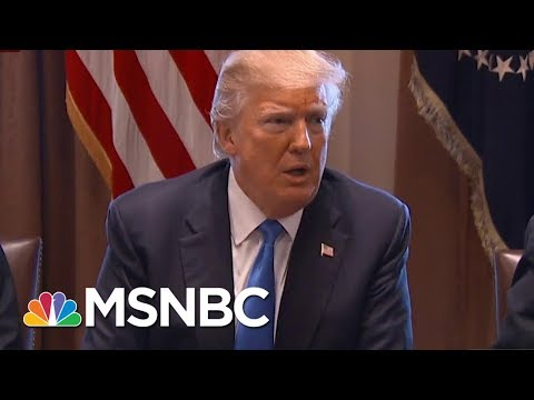 GOP Senators Lie To Cover President Donald Trump's Racist Remarks | Morning Joe | MSNBC