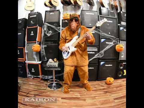 Alf Por Alf (Alf Theme Bass Cover)