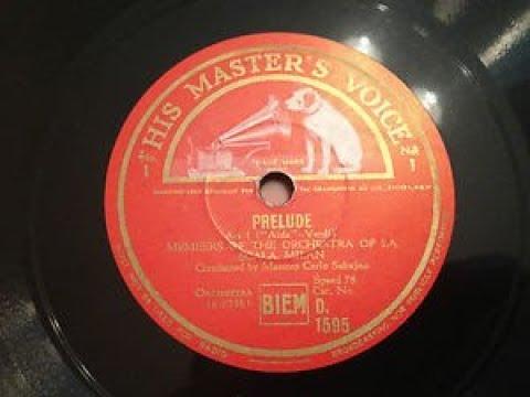 AIDA - La Scala 1928 (Complete Opera Verdi)