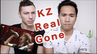 KZ Tandingan REAL GONE Episode 8 | REACTION