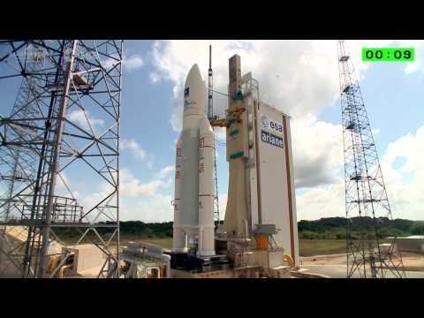 Galileo 15-18 - liftoff replay