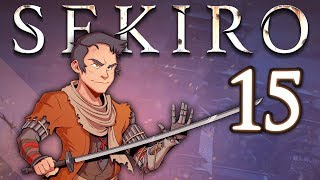 Sekiro - #15 - The Armored Warrior - Side Quest