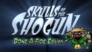 Skulls of the Shogun rap remix featuring Mega Ran