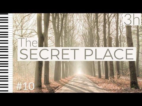 THE SECRET PLACE - 3 Hours of Piano Worship Music - Musica de Adoracion para orar #10