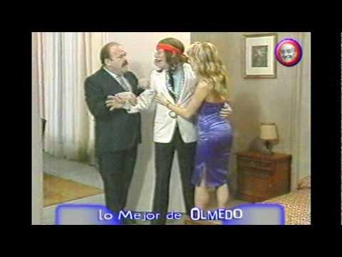 Alberto Olmedo | El Manosanta