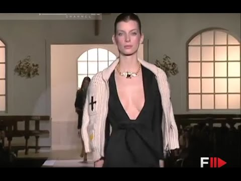 DSQUARED Full Show Autumn Winter 2005 2006 Milan Women by Fashion Channel