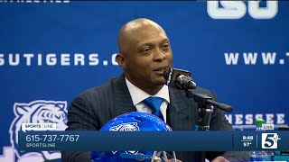 Eddie George Is The New TSU Football Coach P4