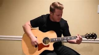 You Make it Easy - Jason Aldean (Cover) by Chris Holt