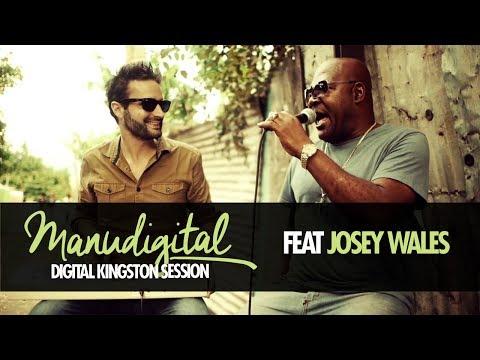 MANUDIGITAL & JOSEY WALES - DIGITAL KINGSTON SESSION (Official Video)