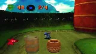 Lilo & Stitch: Trouble in Paradise [PS1] - (Walkthrough) - Part 6: Iniki Track