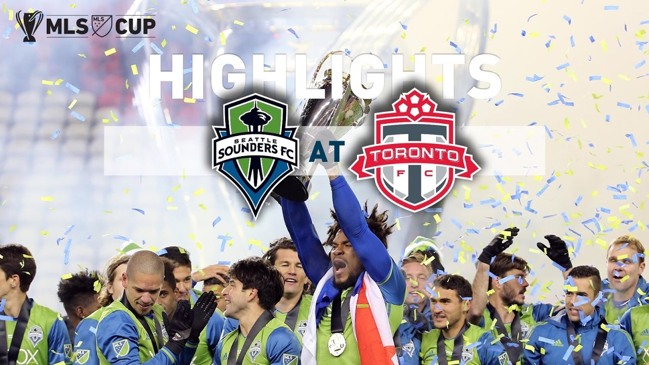 Highlights: Seattle Sounders FC at Toronto FC | MLS Cup Final | December 10, 2016