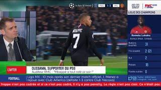"""Oussama, supporter du PSG :  """"Mbappé nous parle de vendre la peur, il nous a vendu la honte ce soir"""""""
