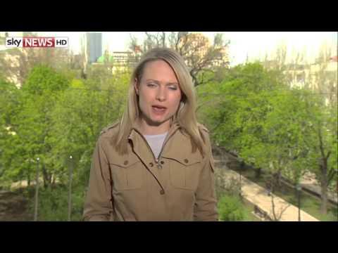 Ukraine Violence Threatens Geneva Deal