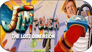 JIM POWER THE LOST DIMENSION IN 3D (SNES) : J