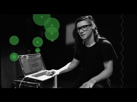 WHY SKRILLEX QUIT DUBSTEP|Skrillex Interview 2017