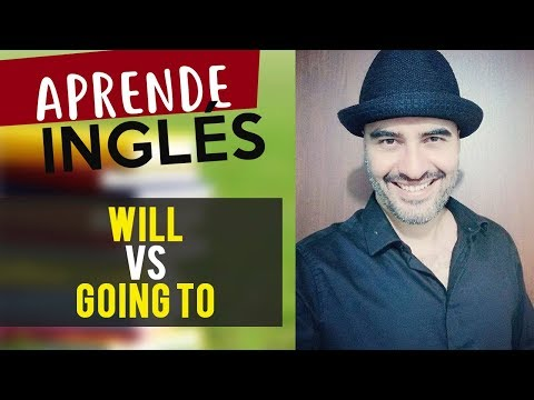Futuro en Inglés: Will vs Going to / Alejo Lopera