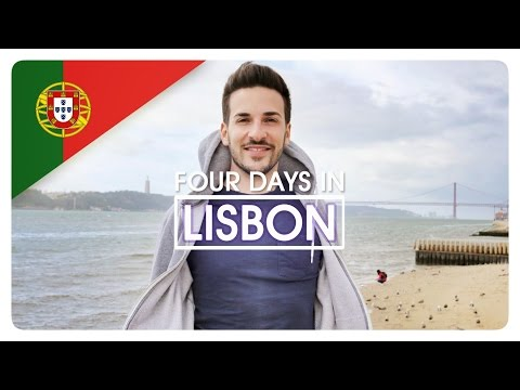 LISBON (Portugal) ● Marco & Alan Travel Experience