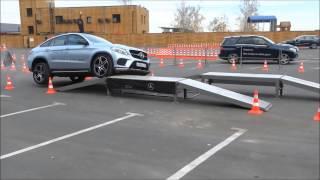 """SUV Tour : """"Большой тест-драйв Mercedes-Benz"""""""