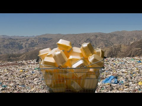 Plastic waste from takeaways to undermine the future