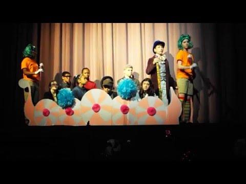 Judah Christian School's Jr. High Drama Class Willy Wonka Jr.- 6