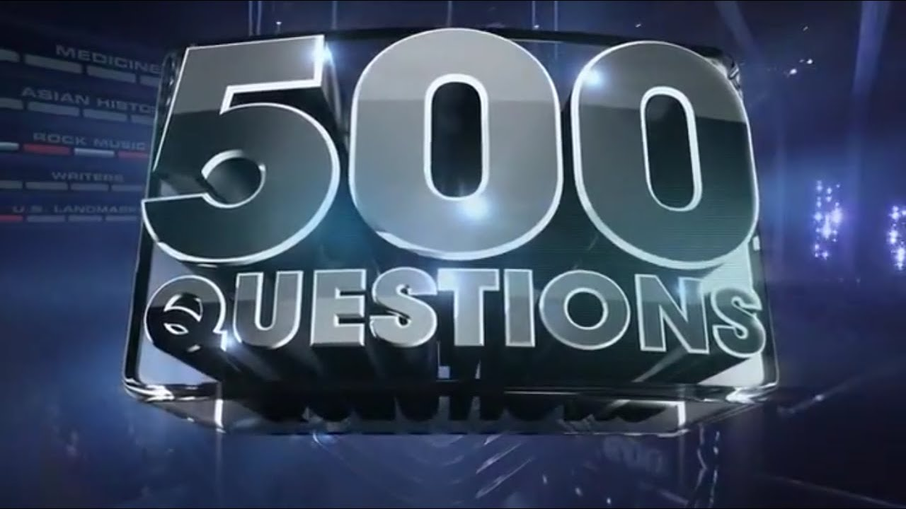 Download 500 Questions - Season 1, Episode 5 (May 26, 2015)