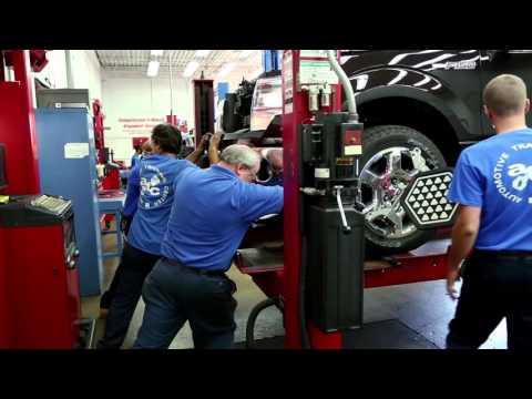 Our Instructors | Automotive Training Center