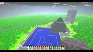 Minecraft Creative Tokyo-3