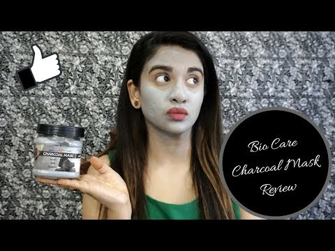 Biocare Charcoal Mask Review & Demo