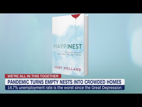CNN Headline News: HappiNest Tips for Living in Harmony with Boomerang Kids