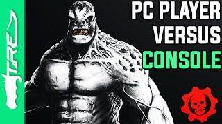 PC PLAYER VS CONSOLE! - Gears of War 4 Golden Gun Multiplayer Gameplay (Gears 4 Gameplay)