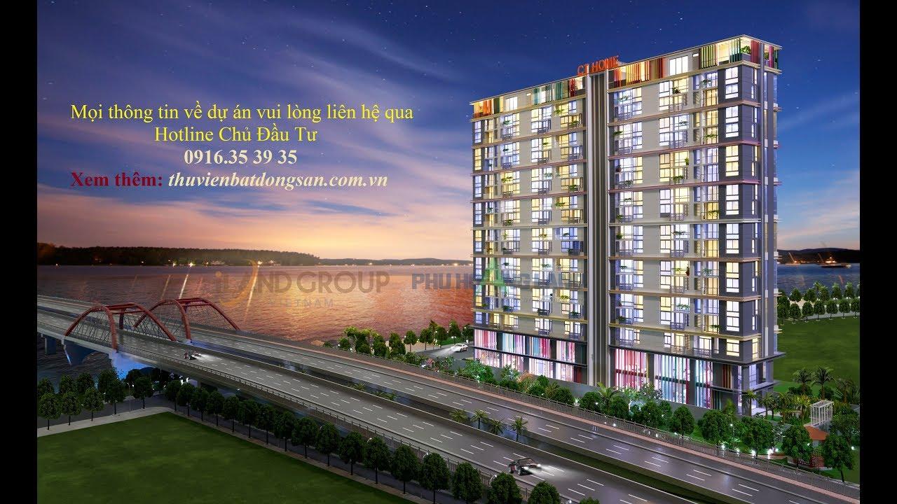 Dự án Chung cư CT Home Bình Thạnh – Mặt tiền Phạm Văn Đồng
