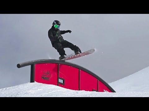 STEEZY SNOWBOARDING!