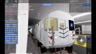 ROBLOX NYC Subway BETA R42
