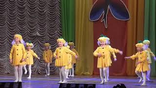 Танец  Дождик Образцовый хореографический коллектив Грация Город Вязьма