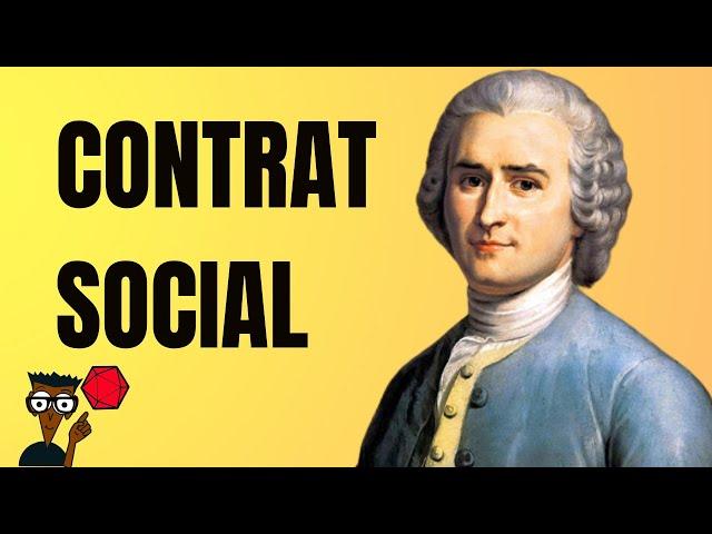 JDR & CONTRAT SOCIAL EN - de 5 minutes