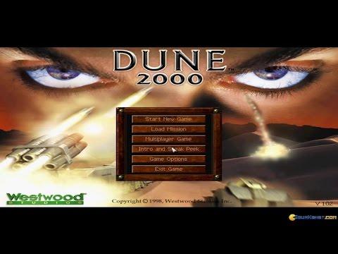 dune der wüstenplanet 2000 spiel