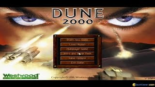 Dune 2000 gameplay (PC Game, 1998)