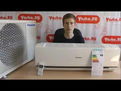 Видео обзор кондиционеров (сплит-систем) - обзор популярных моделей в Vasko.Ru!
